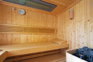 Boddenberg Bad, Aqua Cultura Referenz, Wellnesbad mit Sauna, Bad mit Sauna, schlafen und baden