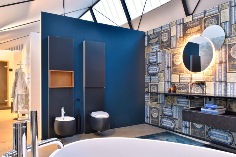 Aqua Cultura, Badplaner Fuchs, Showroom Bodensee, Konstanz, Designerbäder